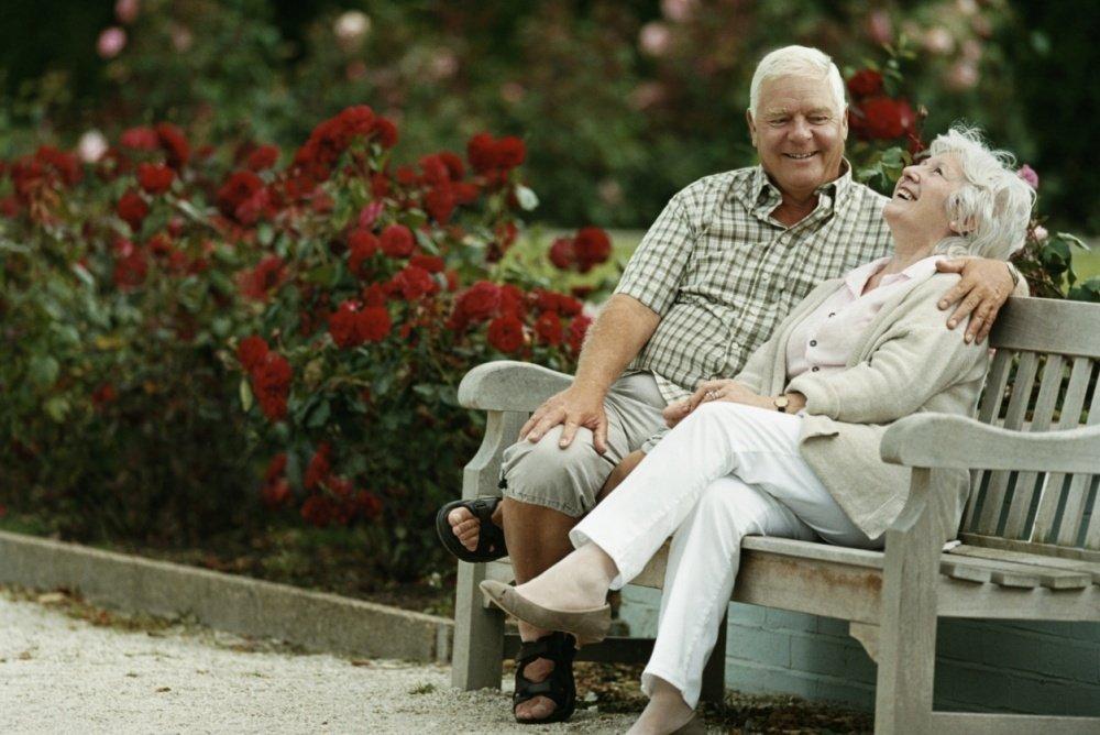 делала красивые пожилые люди фото дома
