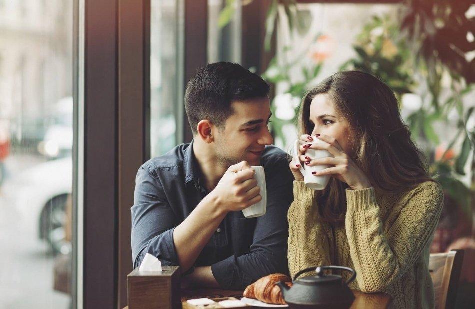 О чем беседовать с мужчиной при знакомстве